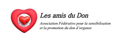 Logo Les amis du don